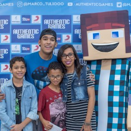 Authentic Games BH - 10/07/2016 Foto: @NereuJr