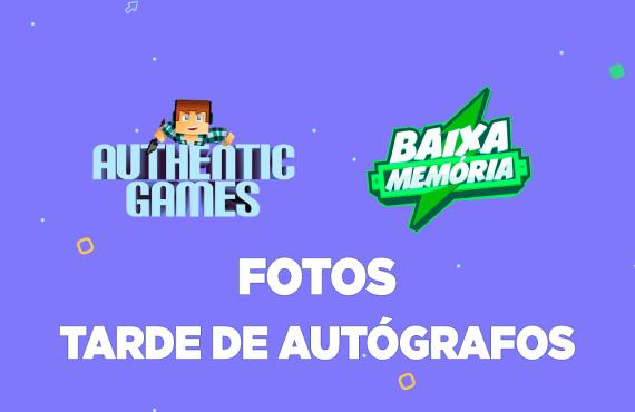TARDE DE AUTÓGRAFOS – JULHO 2019