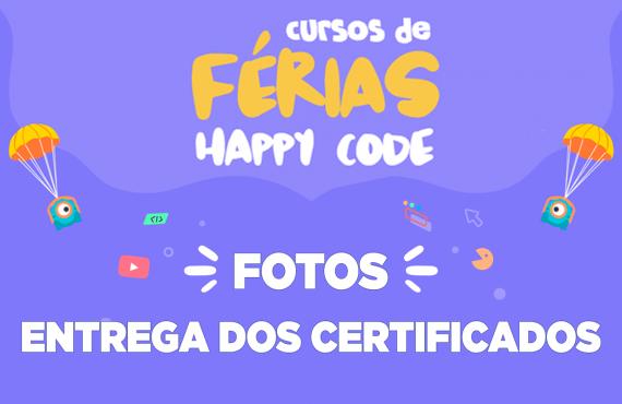 CERTIFICADOS FÉRIAS – JULHO 2019
